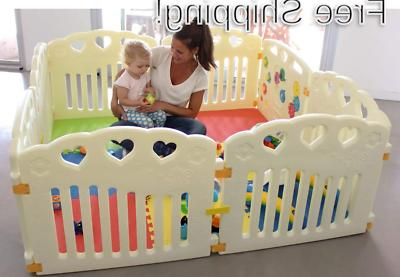 BBNet Baby Play Included Playard Pieces Children Activ...
