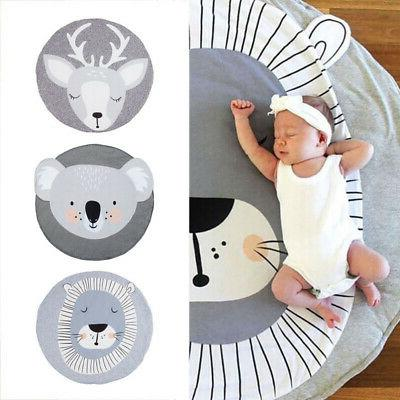 soft newborn baby play mat infant thick