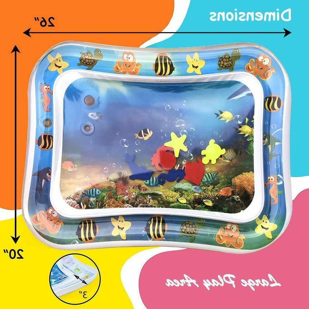 Baby Time Inflatable Newborn Activity Center