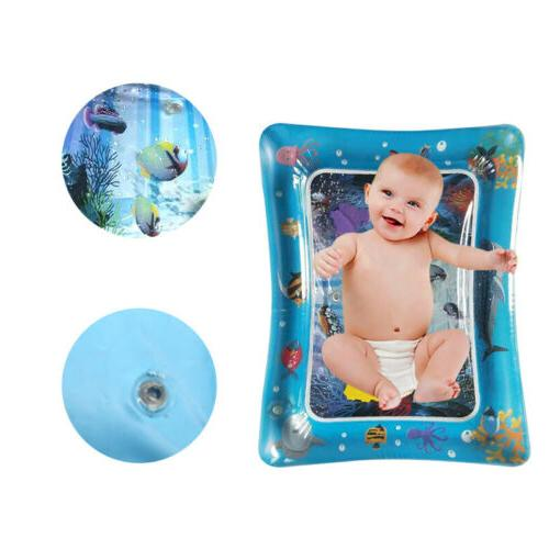 Baby Playmat Inflatable Tummy Time Play Mat Mattress