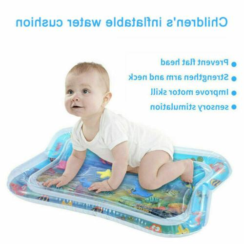 Best Tummy Time Water Play Mat for Kids n toys