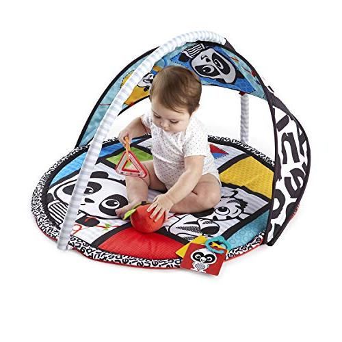 Baby Einstein Bold World Playmat, Newborns