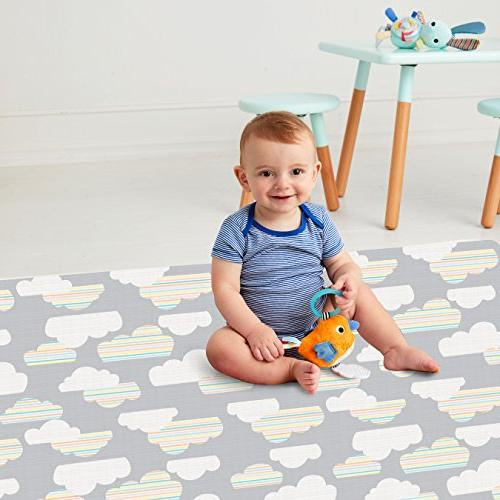 Skip Hop Reversible Waterproof Play Mat, X