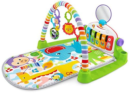 Fisher-Price Deluxe Kick Play