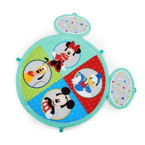 Bright Disney Baby Mickey Mouse Gym Play New