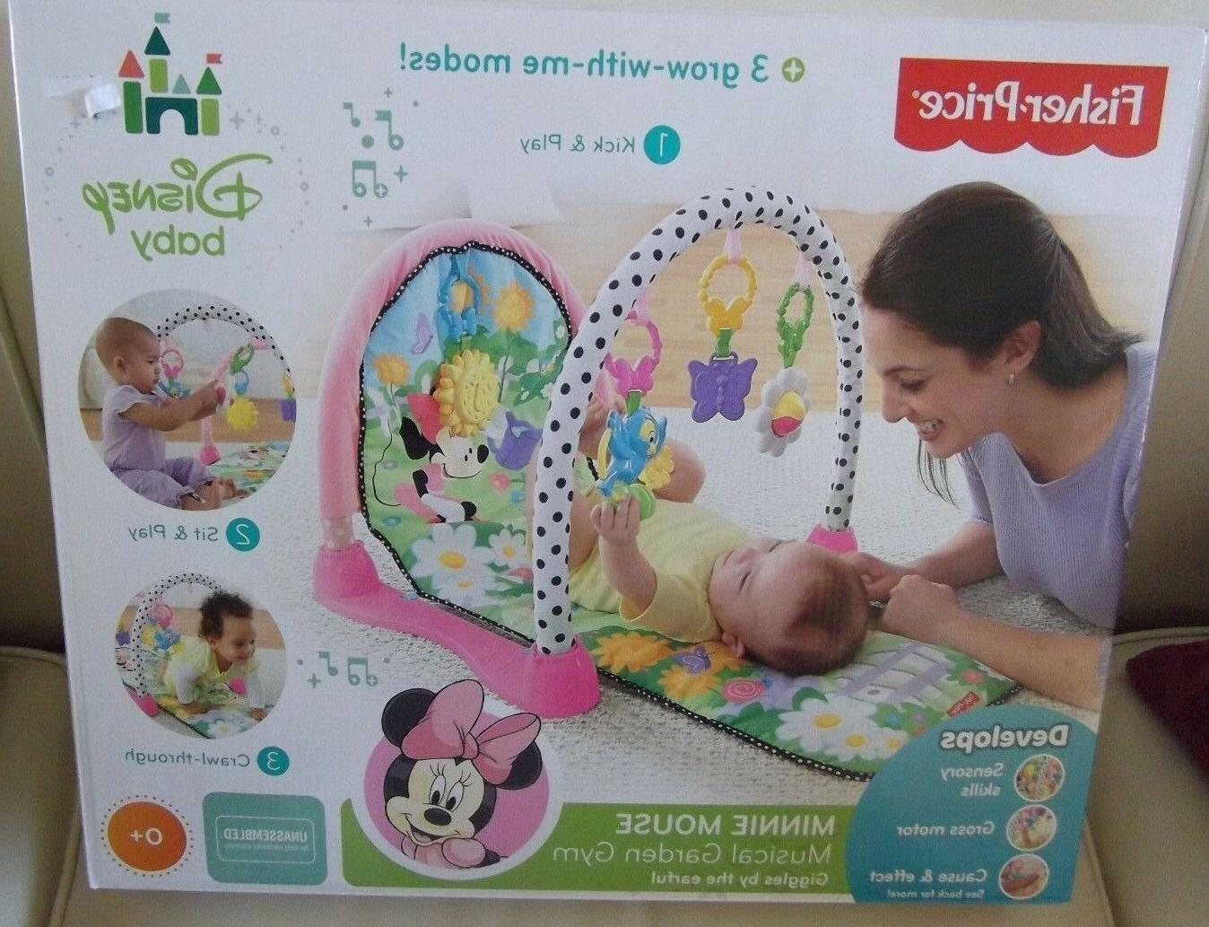 Fisher-Price Disneys Minnie Mouse Baby Gym