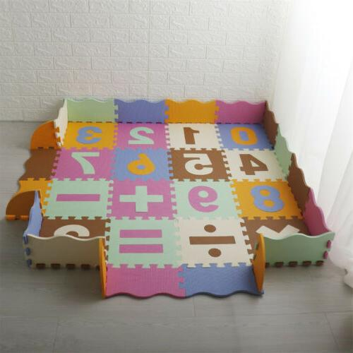 Extra Large Play Mat Baby Foam Playmat