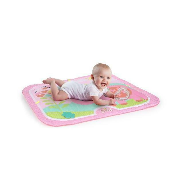 Bright Fanciful Activity And Mat