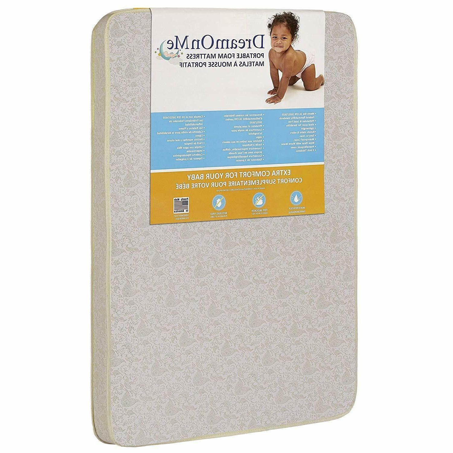 foam pack and play mattress 37 5