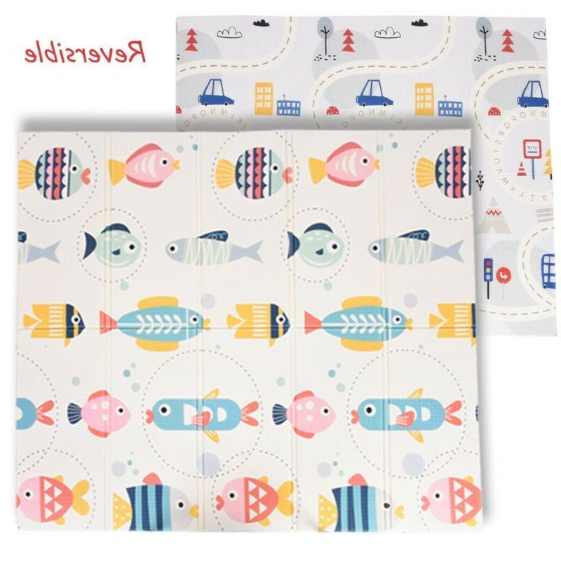 Folding Baby Mat Baby XPE Care