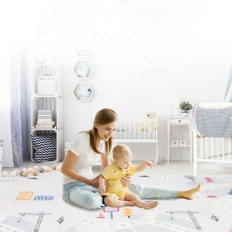Folding Baby Non-Toxic Care Waterproof