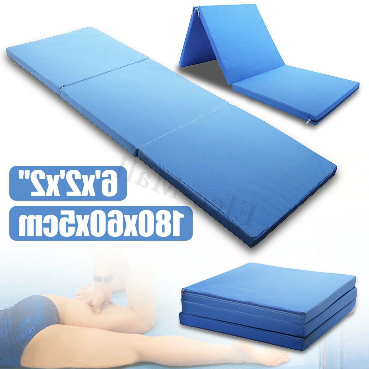 Folding Yoga Exercise Floor Dance Gymnastics Training Gym Tu