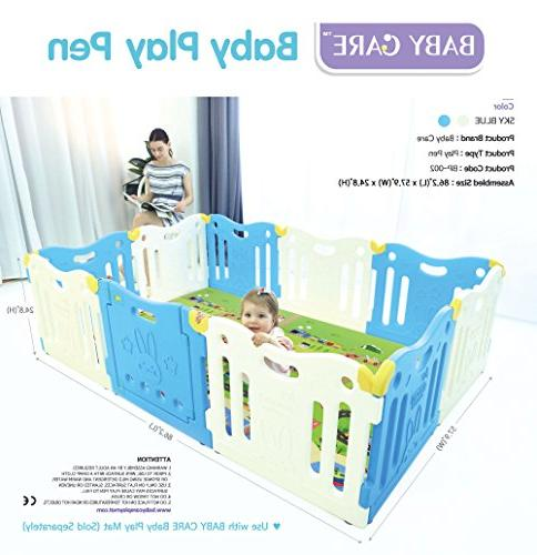 Baby Care Play Playpen