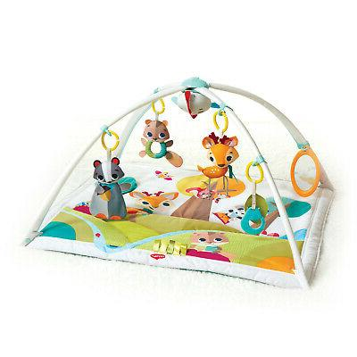 Tiny Love Gymini Deluxe Activity Gym Play Mat, Into the Fore