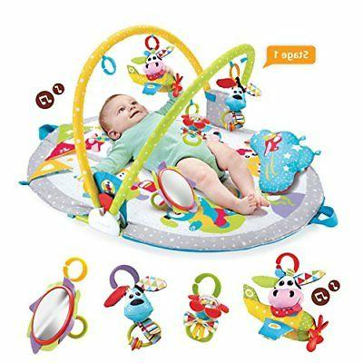 Gymotion Lay to Up Play Activity for Baby 0 12