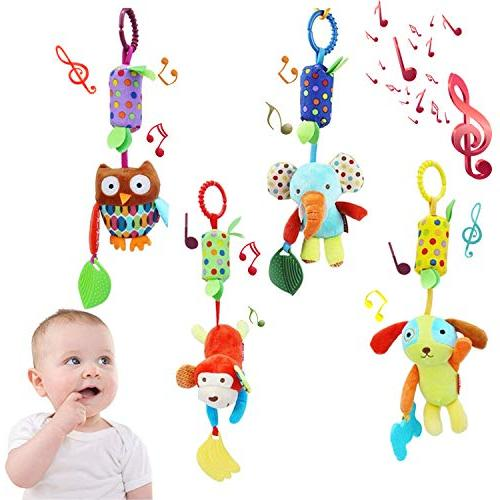 hanging rattle toys