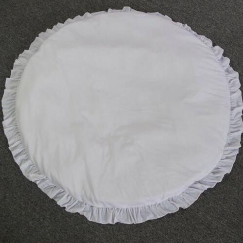 Infant Play Round Cotton Crawling Solid Floor 100cm*100cm