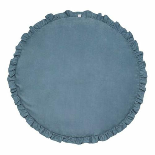 Infant Play Solid Floor Rug