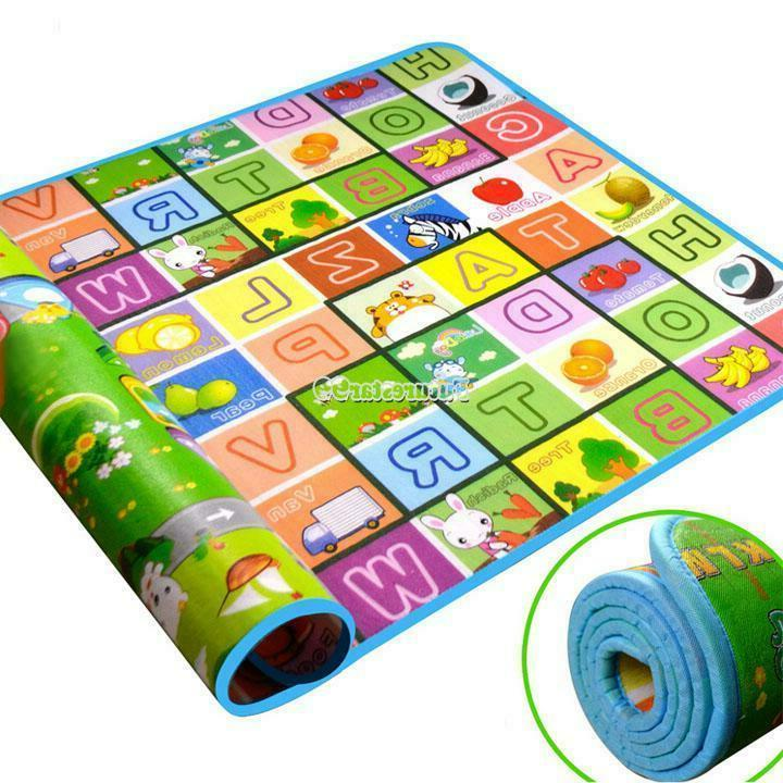 infant child baby kids crawling game waterproof