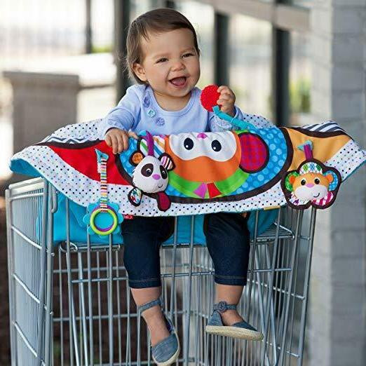 Infantino Play and Cart and Mat