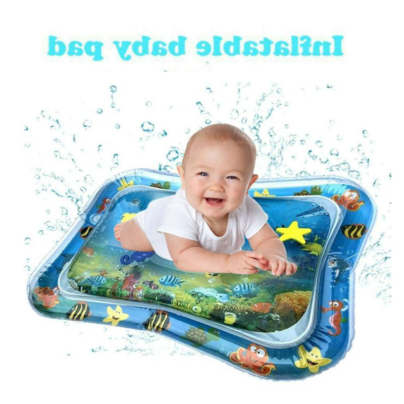 inflatable baby water mat fun activity play