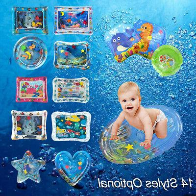 inflatable baby water play mat for kids