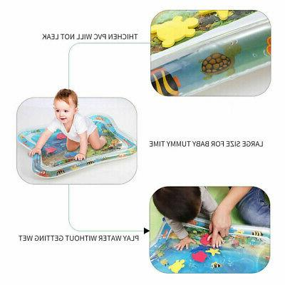 Inflatable Water Play Mat Kids