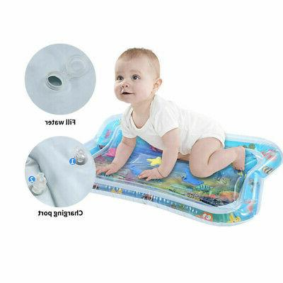 Inflatable Best Time Water Play Mat Kids Baby Sea