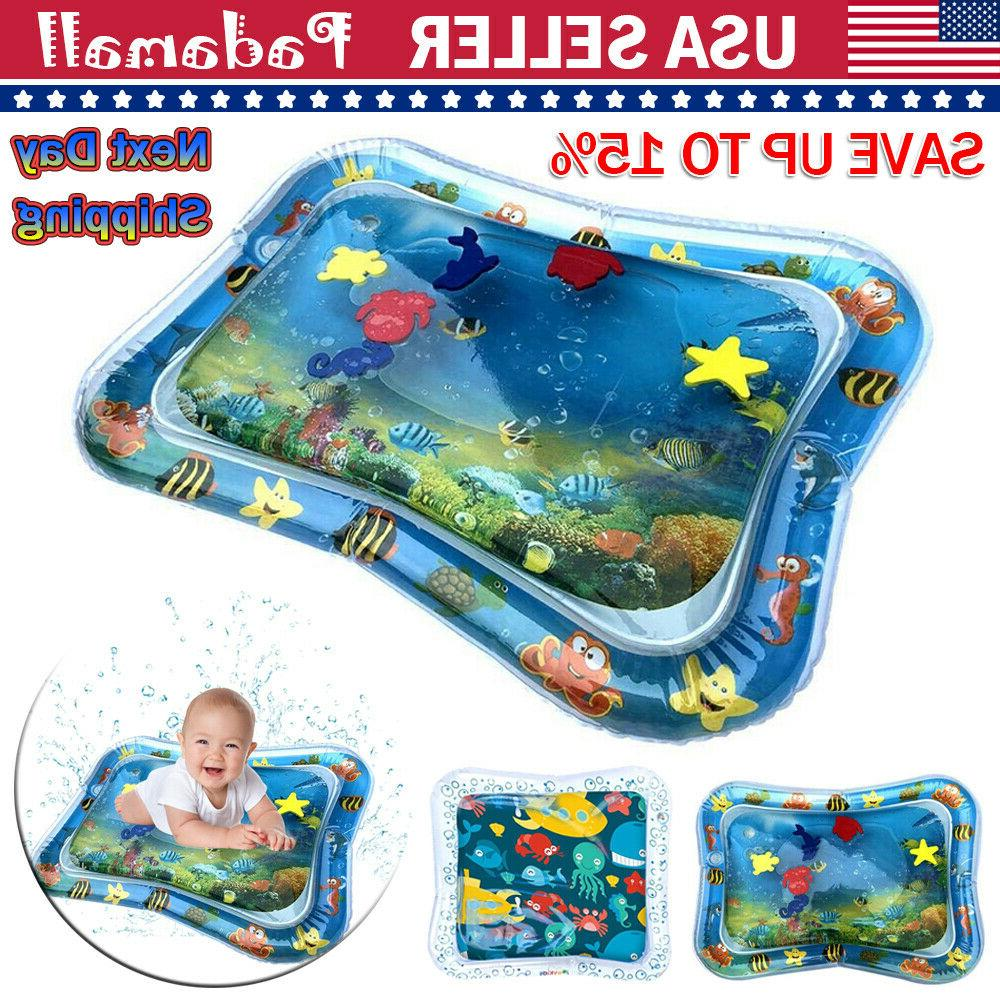 inflatable fun water play mat for kids