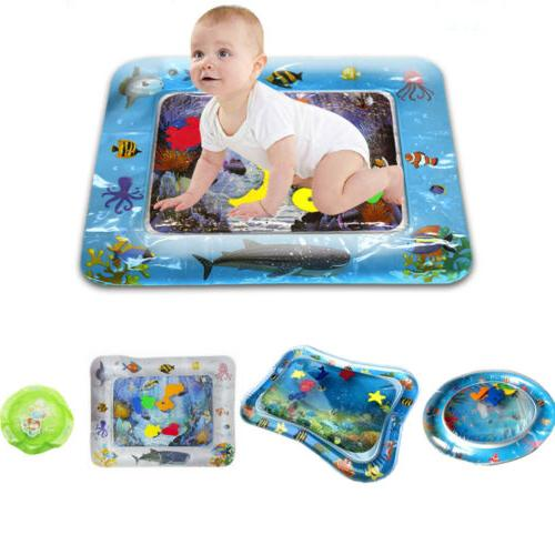 inflatable water play mat for infants baby