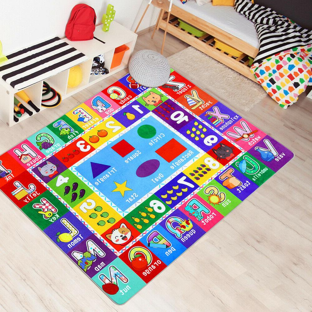 Kid's Mat Letters & Numbers Graphics