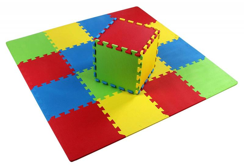 BalanceFrom Kid's Puzzle Exercise Play with Foam Tiles