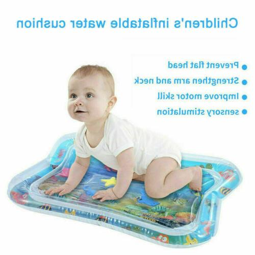 Kids Water Play Mat Tummy Time Play USA