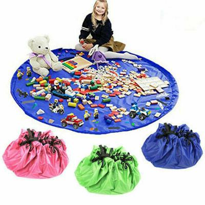 kids play mat storage bag 150cm tidy