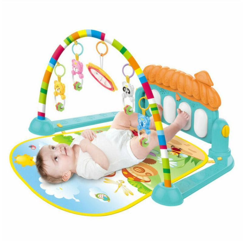 Large Play Activity Center And Play Piano