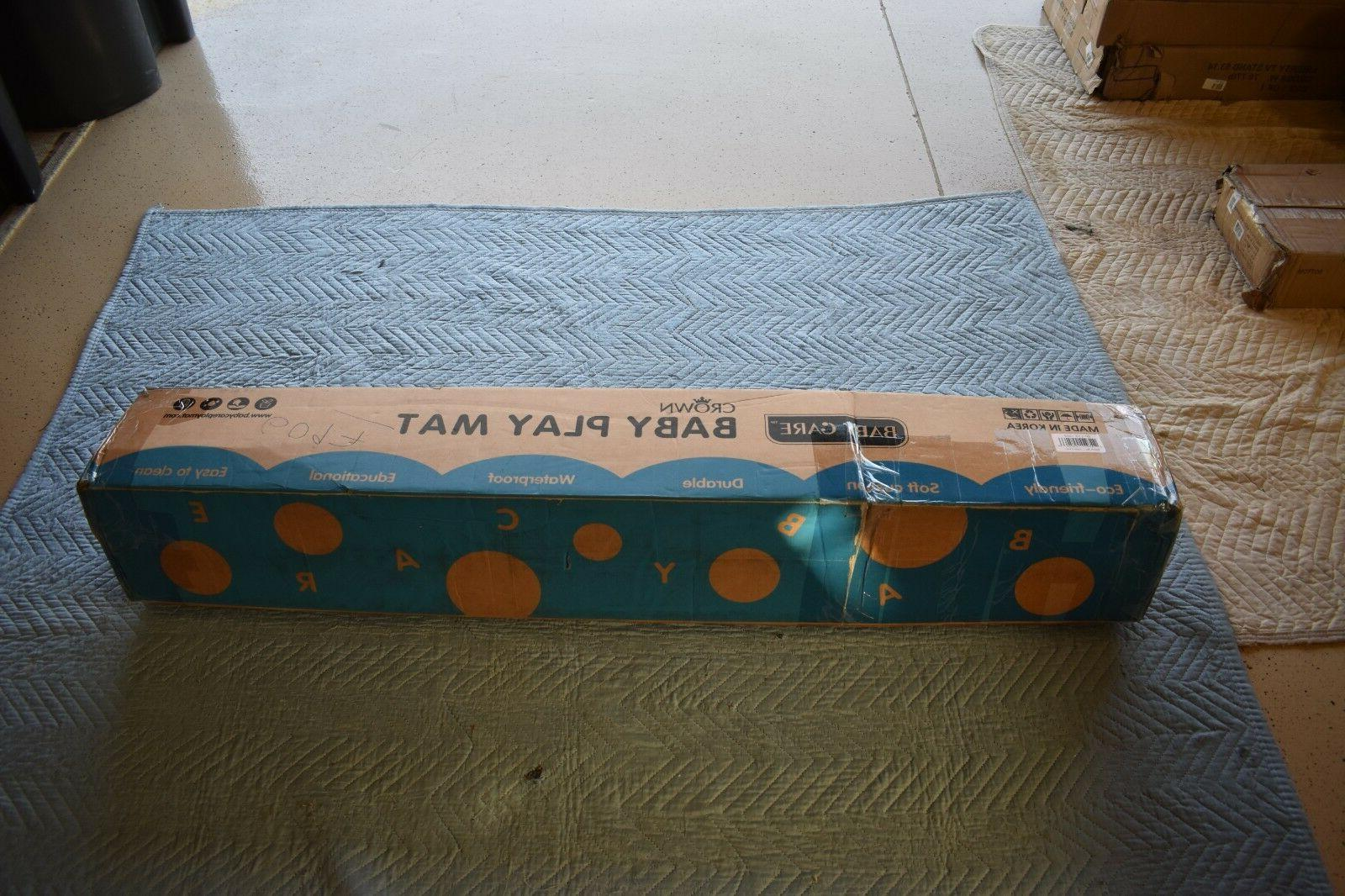 BABY CARE Play Mat in Village-New