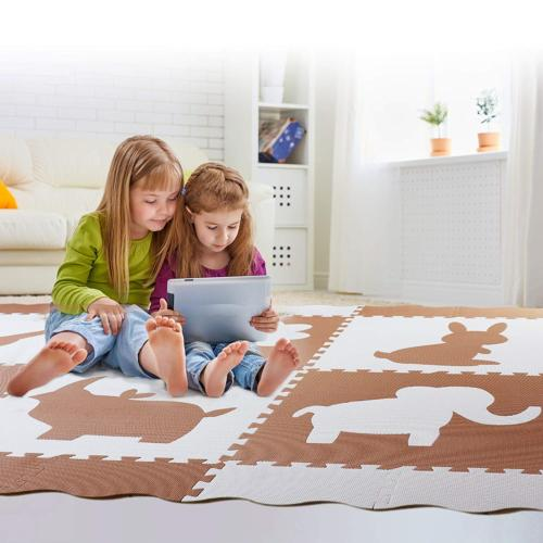 Wee Giggles Baby Play   Toxic Mat for