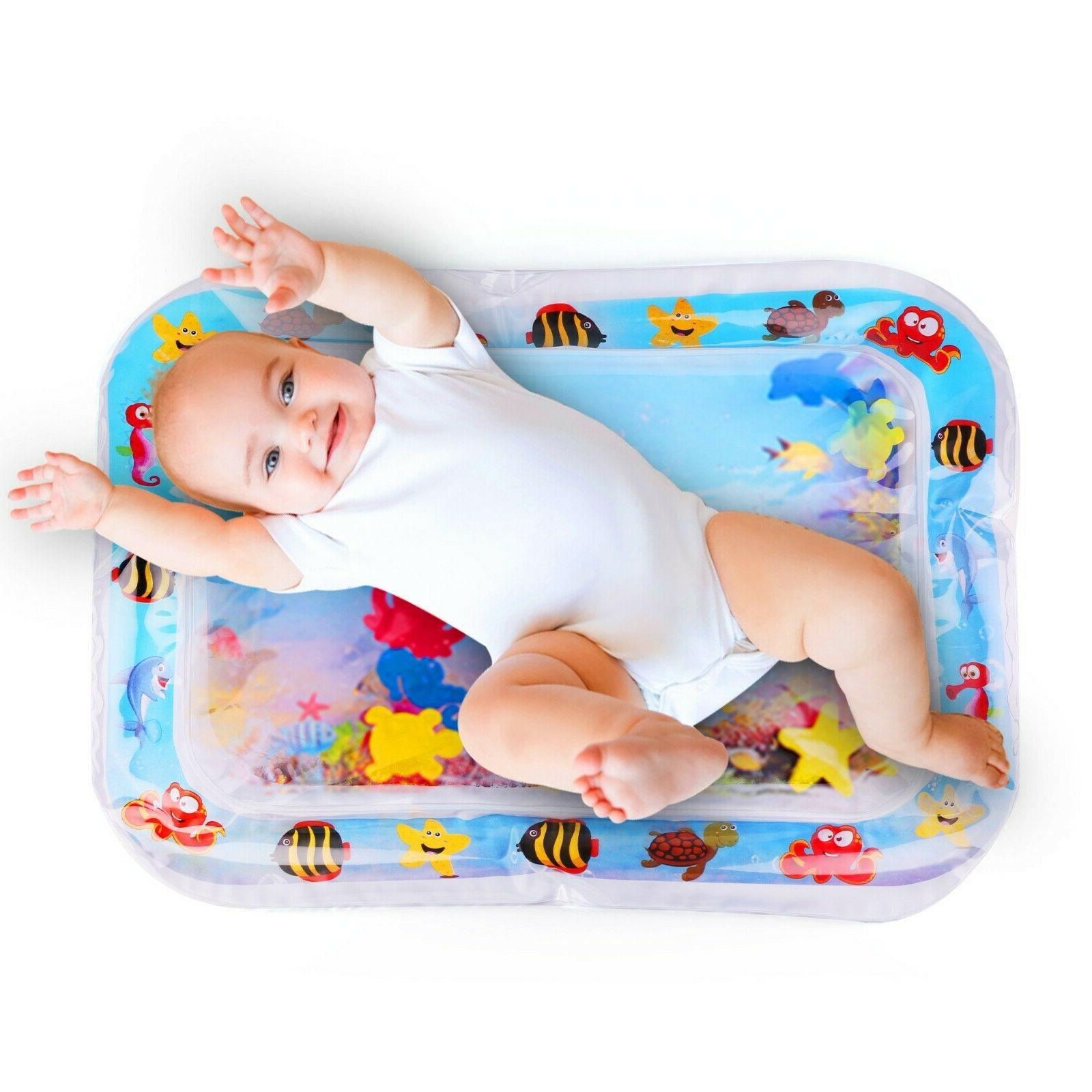 Tummy Time Play Mat Infants
