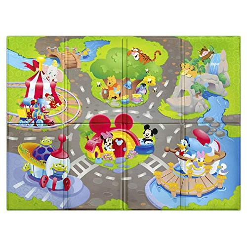 Mickey Friends Grippers and Bounce Around Play Set and Mat, Little One's Playtime Adventure!, 2.1