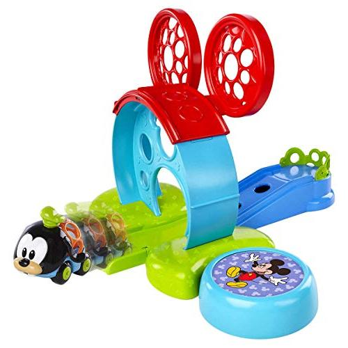 Grippers Cars and Bounce Around Set Colorful Mat, Perfect Little 2.1