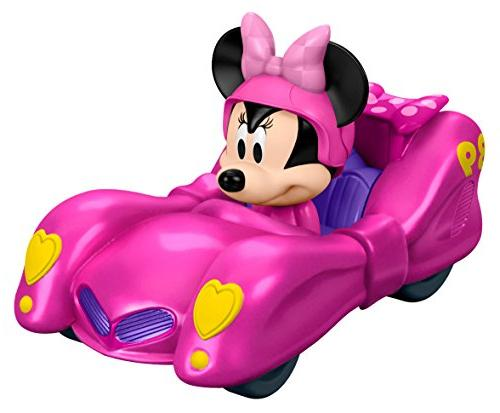 mickey roadster racers minnie pink
