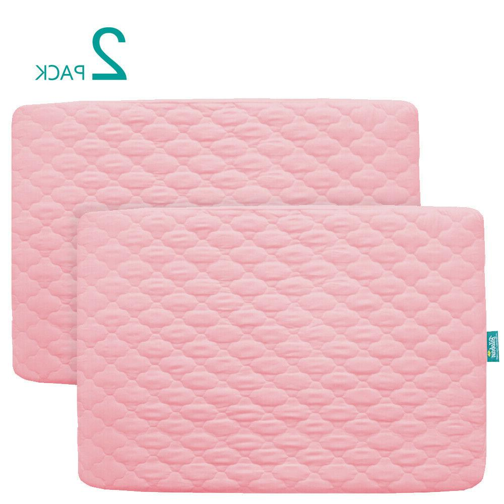 Mini Mattress Cover Play Protector 2 Pack