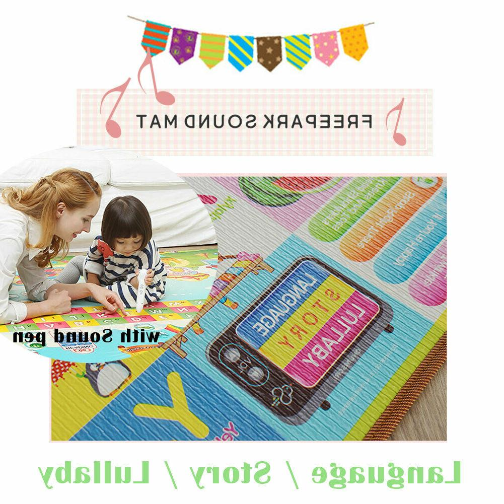 Musical Baby Extra Large Playmat