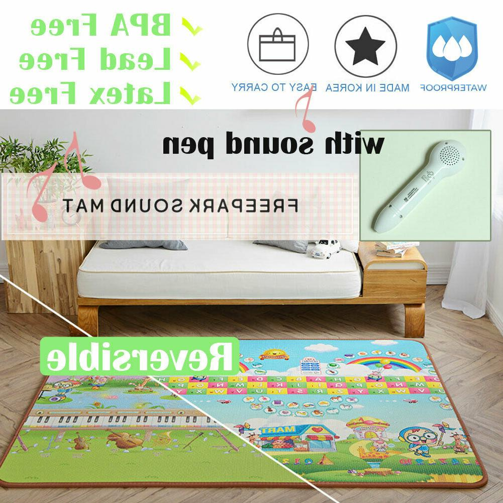 musical play mat for baby toddlers kids