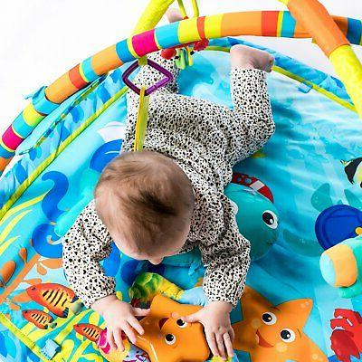 Baby Nautical Friends Activity Play Mat