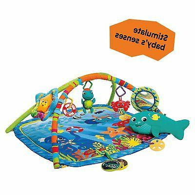 Baby Einstein Nautical Friends Activity Gym Play