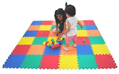 Wonder Extra Rainbow Playmat