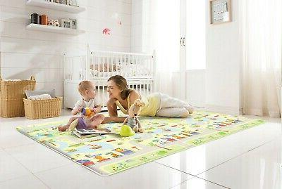 *Open Fisher Price Smile Road Play Mat