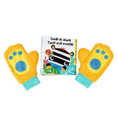 Bright Starts Peek-A-Zoo Prop and