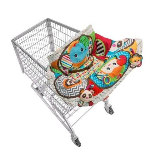 play and away cart cover and play